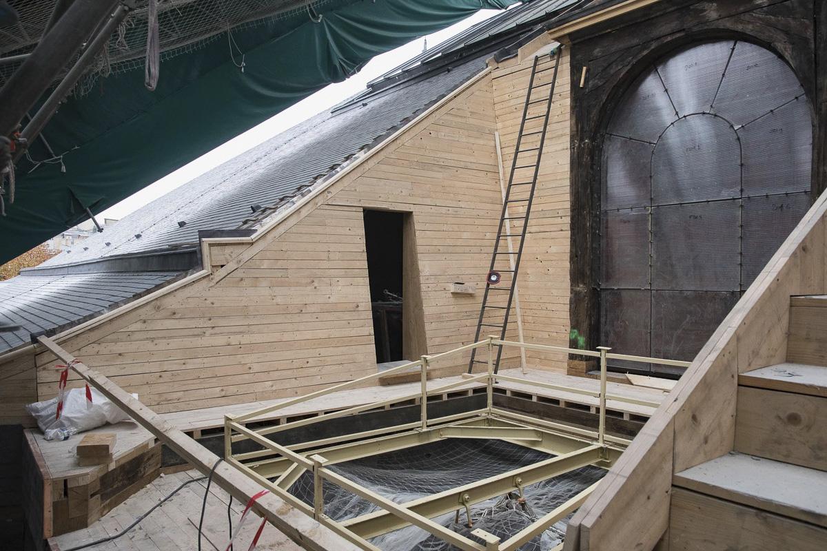 Restauration de l'église Saint-Philippe du Roule