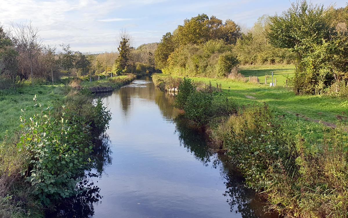 Le canal du Clignon