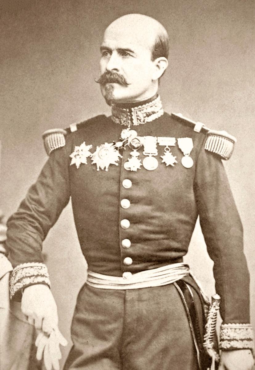 Le général Louis-Jules Trochu