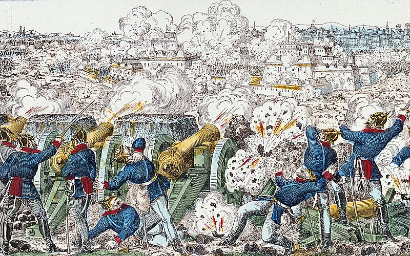 Le siège de Paris en 1870-1871