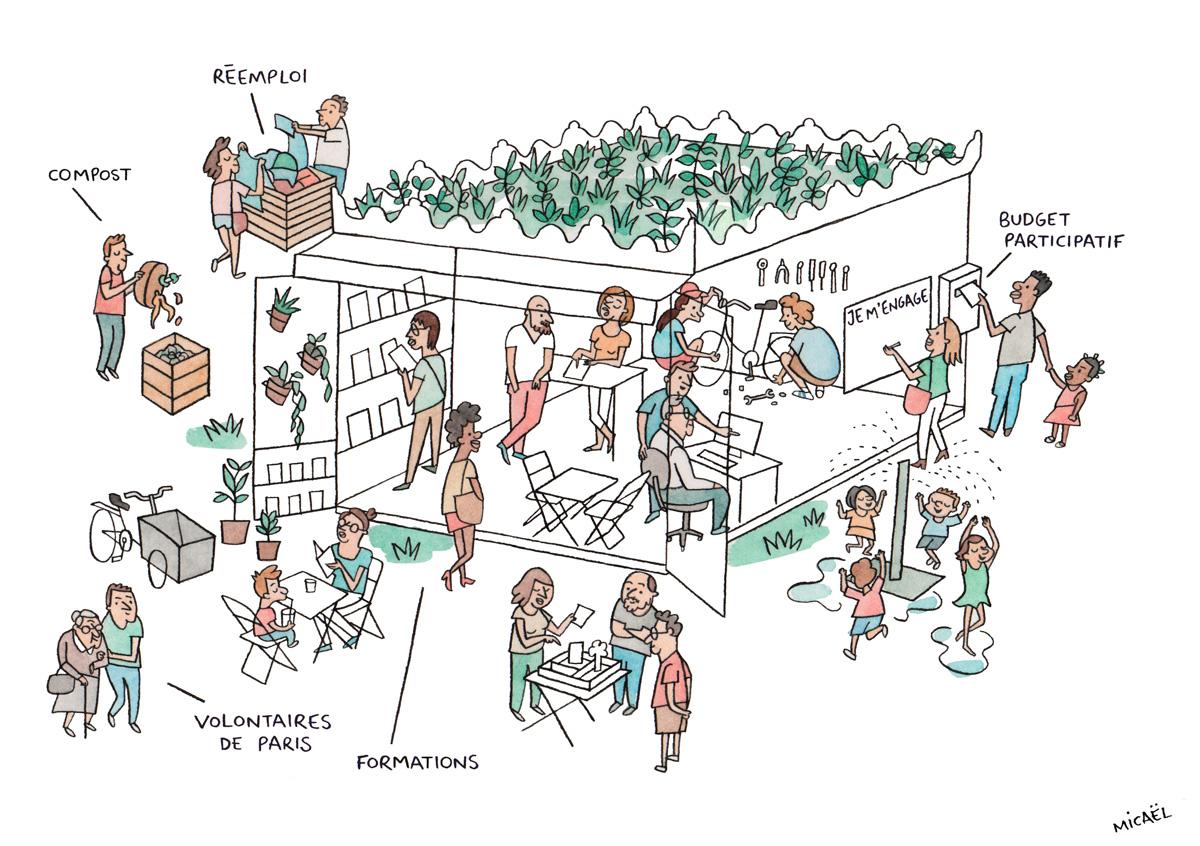 Kiosque citoyen