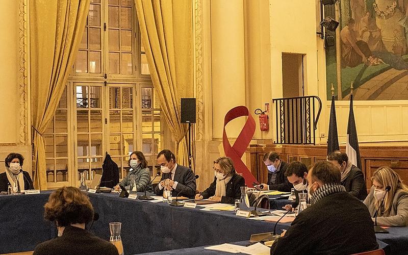 Conseil d'arrondissement 30 novembre