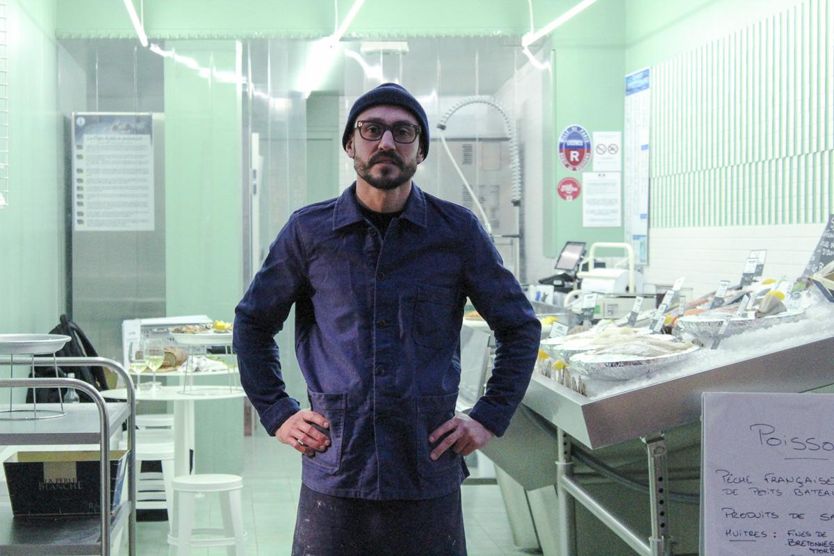Boutique poissons Arnaud AGOSTINI