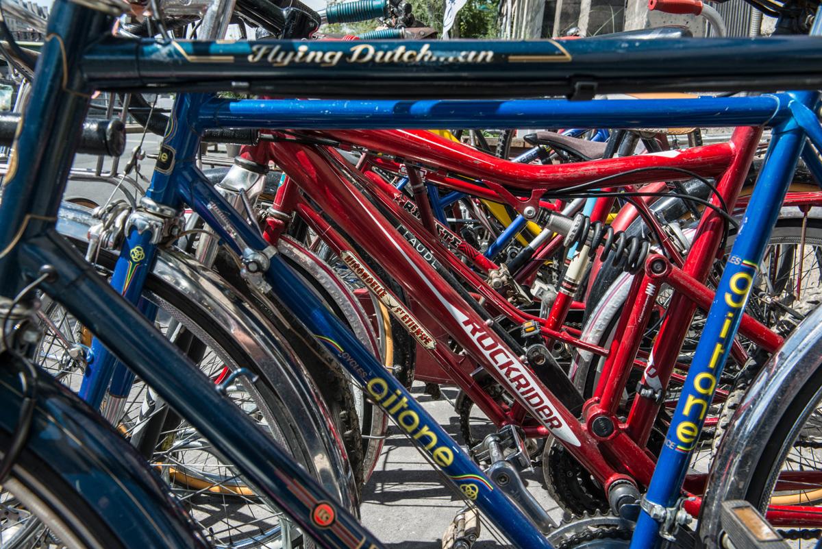 Solicycle, un lieu insolite pour réparer, louer ou acheter un vélo