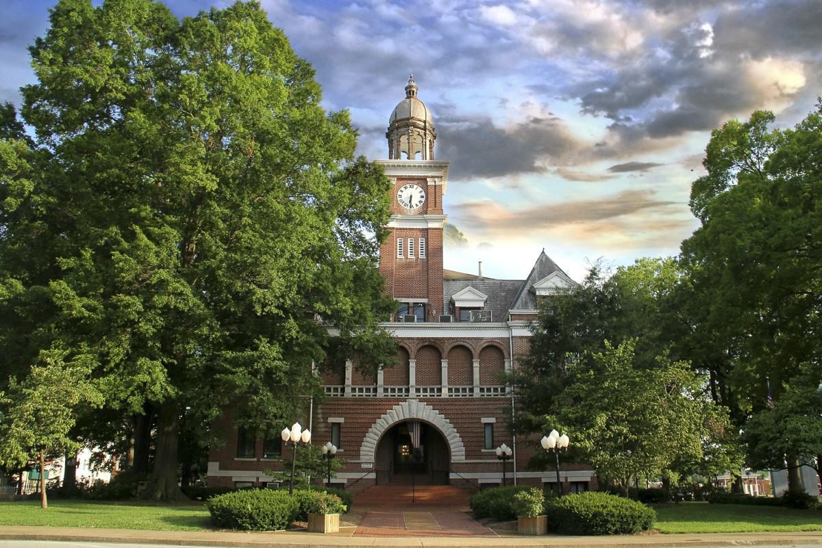 Tribunal de la ville de Paris dans le Tennessee