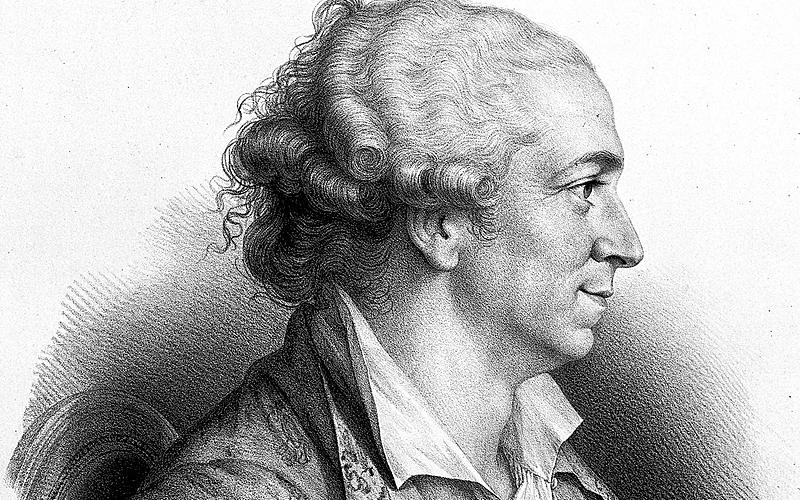 Beaumarchais (1732-1799), écrivain français.