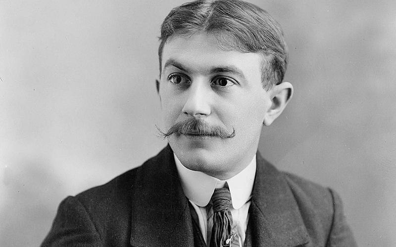 Jules Védrines (1881-1919), aviateur français.