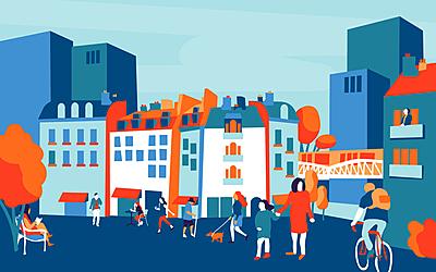 Quartier innovation urbaine