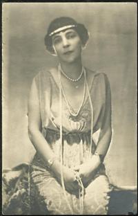 Portrait de Florence Blumenthal