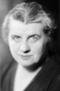 Portrait de Laure Albin Guillot