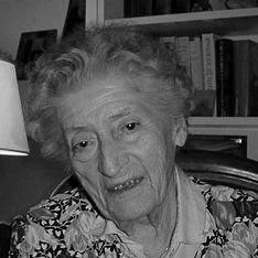Portrait de Lucie Aubrac