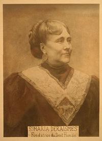 Portrait de Maria Deraisme
