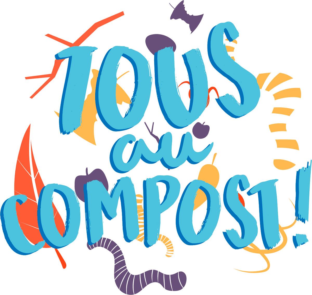 Logo Tous au Compost