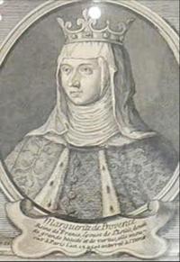 Portrait de Marguerite de Provence