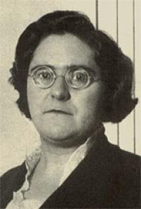 Portrait de Frederica Monsteny Mañé