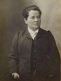 Portrait de Madeleine Pelletier