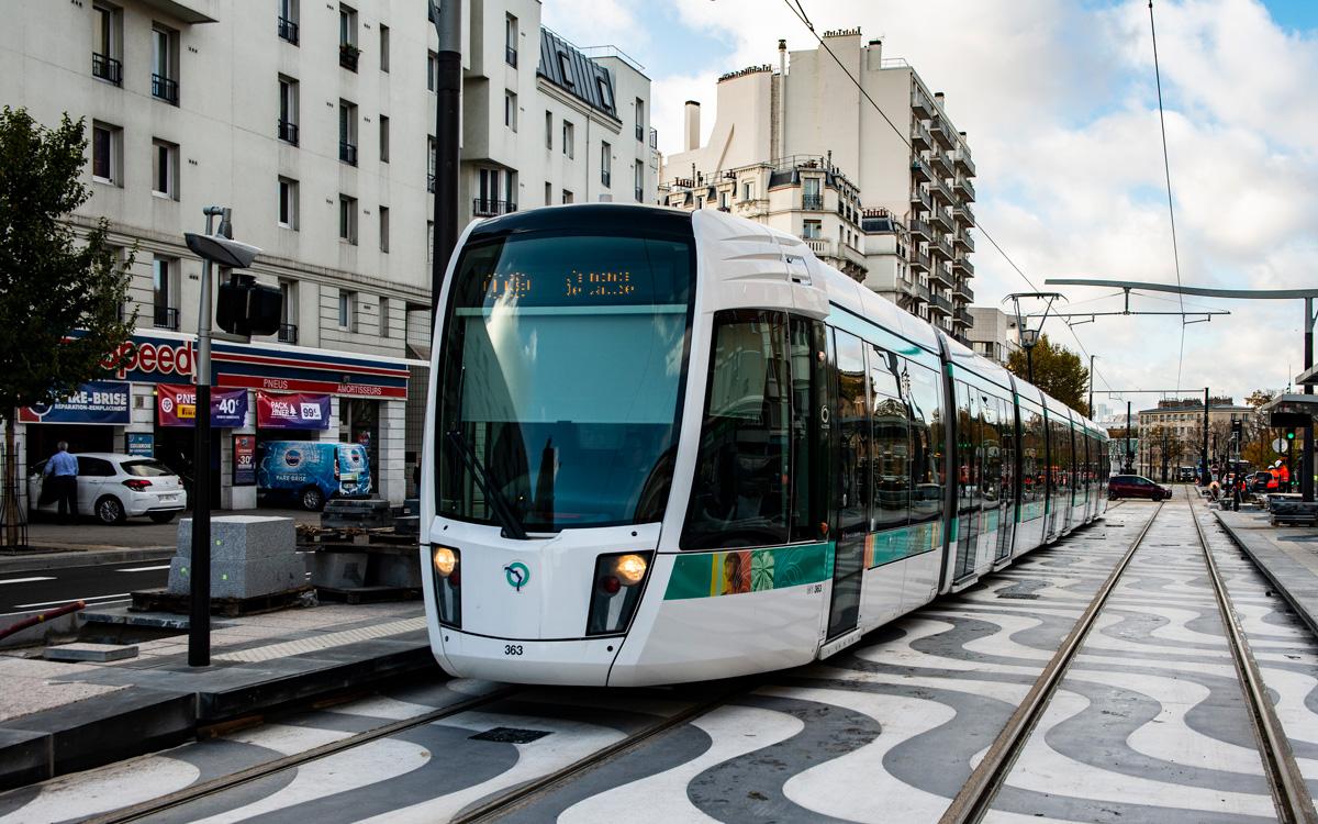 Le tramway métamorphose le nord de la capitale