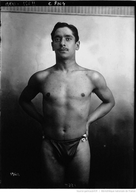 Georges Rigal en 1911.