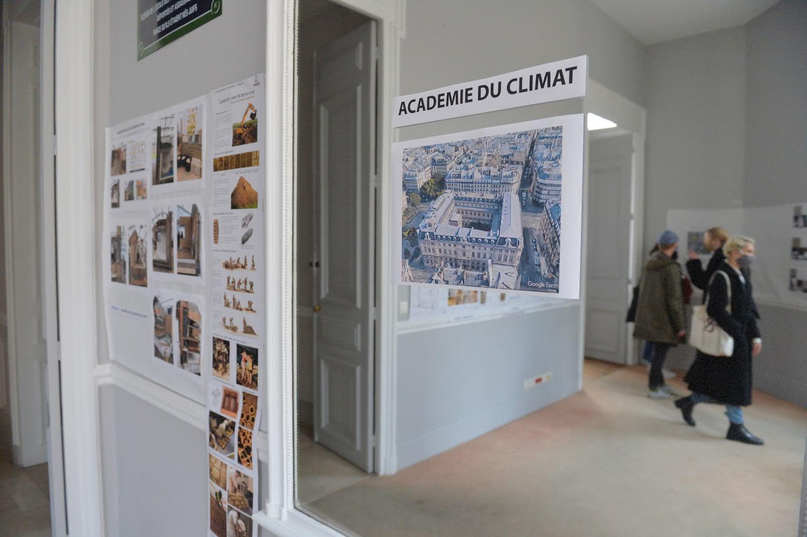 L'académie du climat