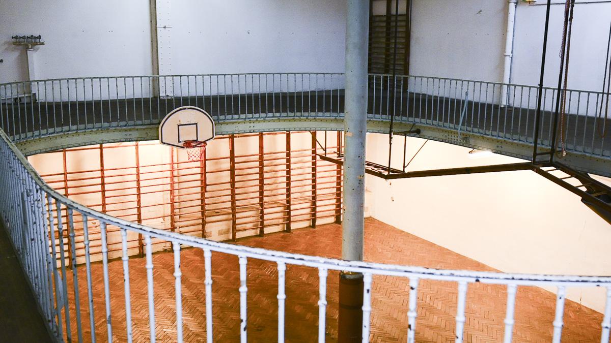 Gymnase Trévise.