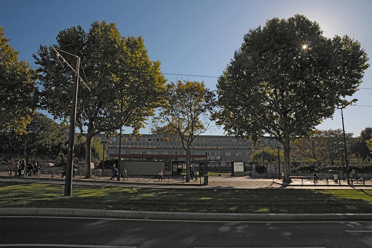 Cité scolaire Paul Valery 12e