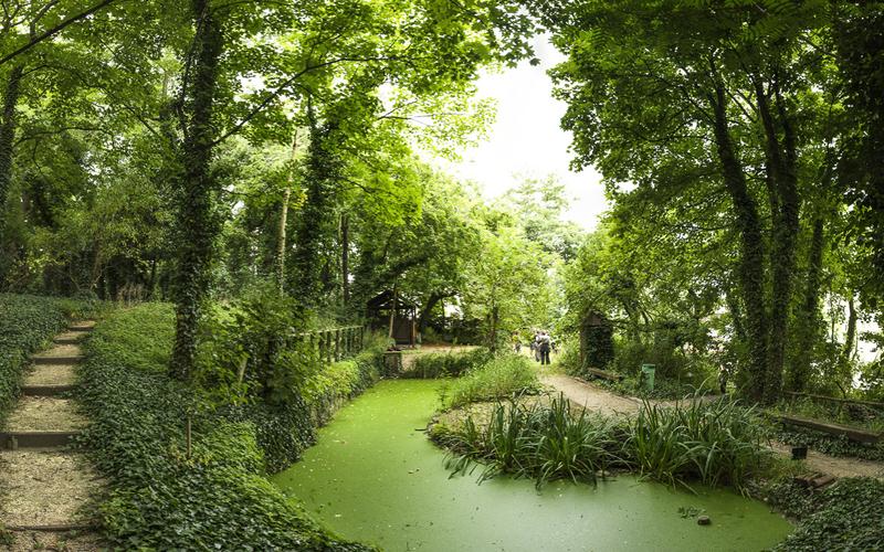Jardin Saint Vincent