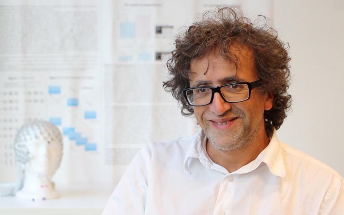 Lionel Naccache, lauréat du prix Claude Bernard 2020