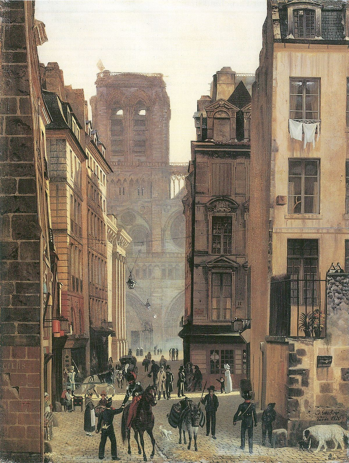 Rue Neuve Notre-Dame