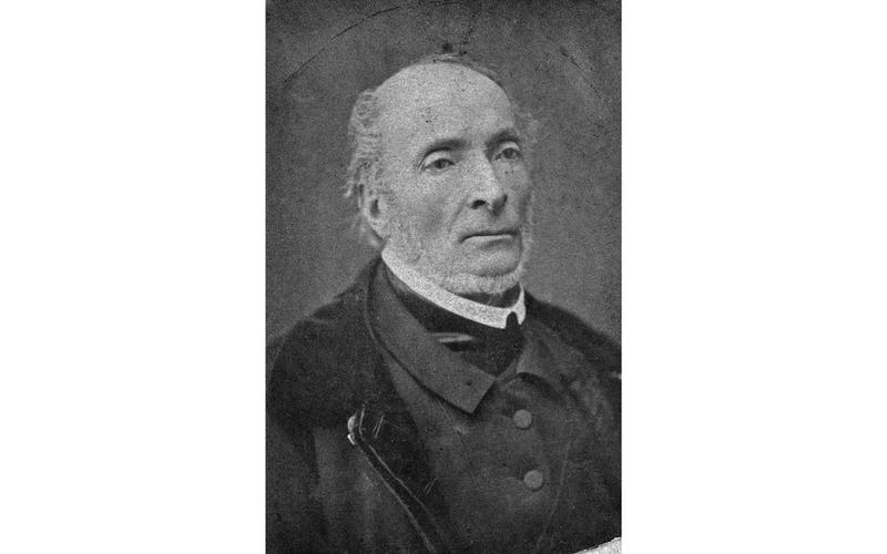 Victor Schoelcher (1804-1893), homme politique français, député de la Martinique et de la Guadeloupe.