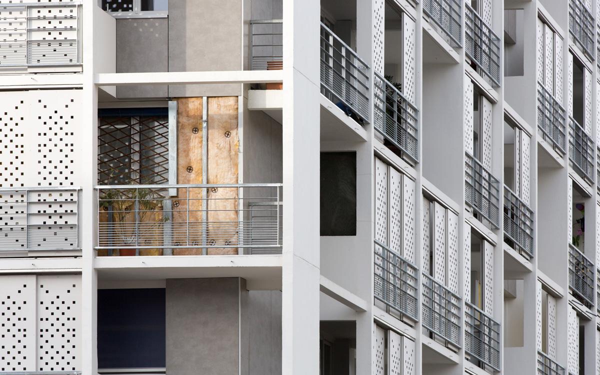 Rénovation thermique de logements