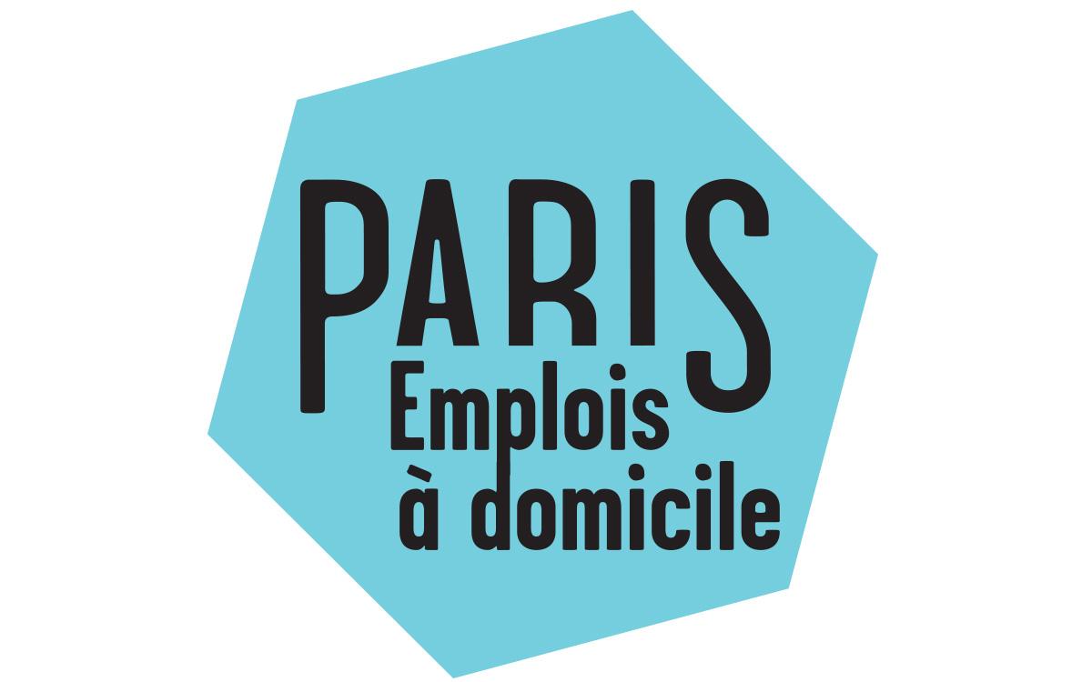 Logo Paris Emplois à Domicile