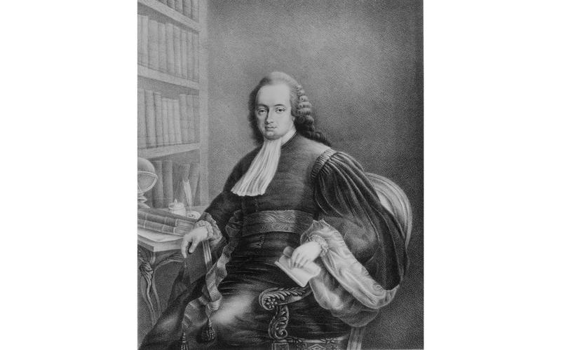 Anne Robert Jacques Turgot (1727-1781), homme d'Etat français. Lithographie de Delaruelle (1844) d'après Drouais.