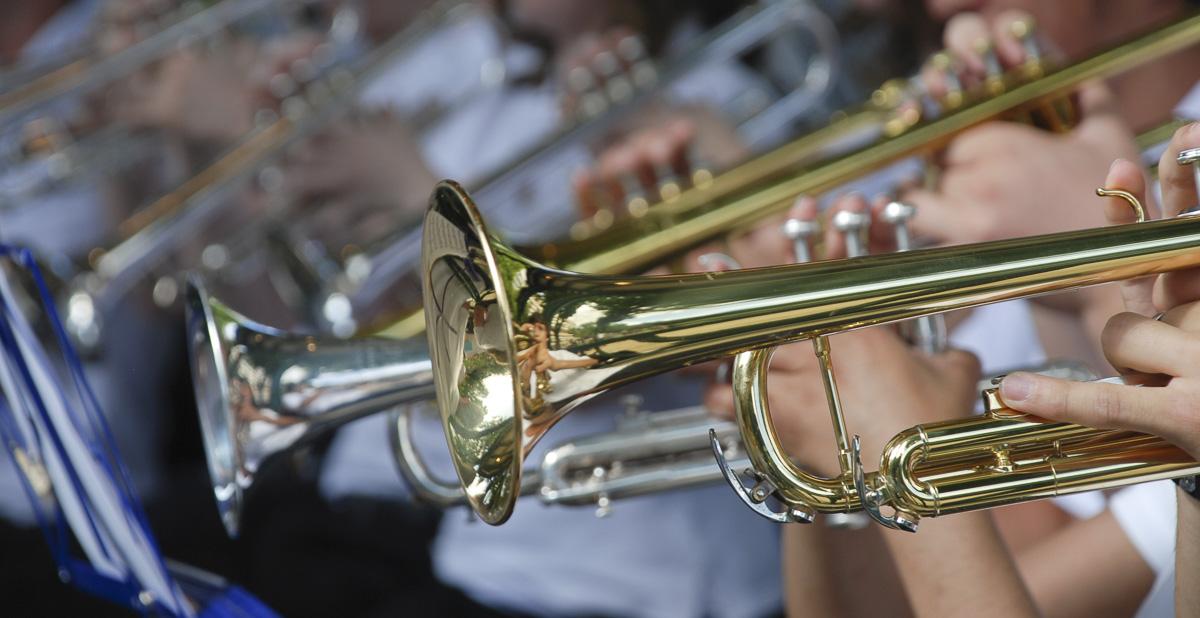 Concert au parc Montsouris.