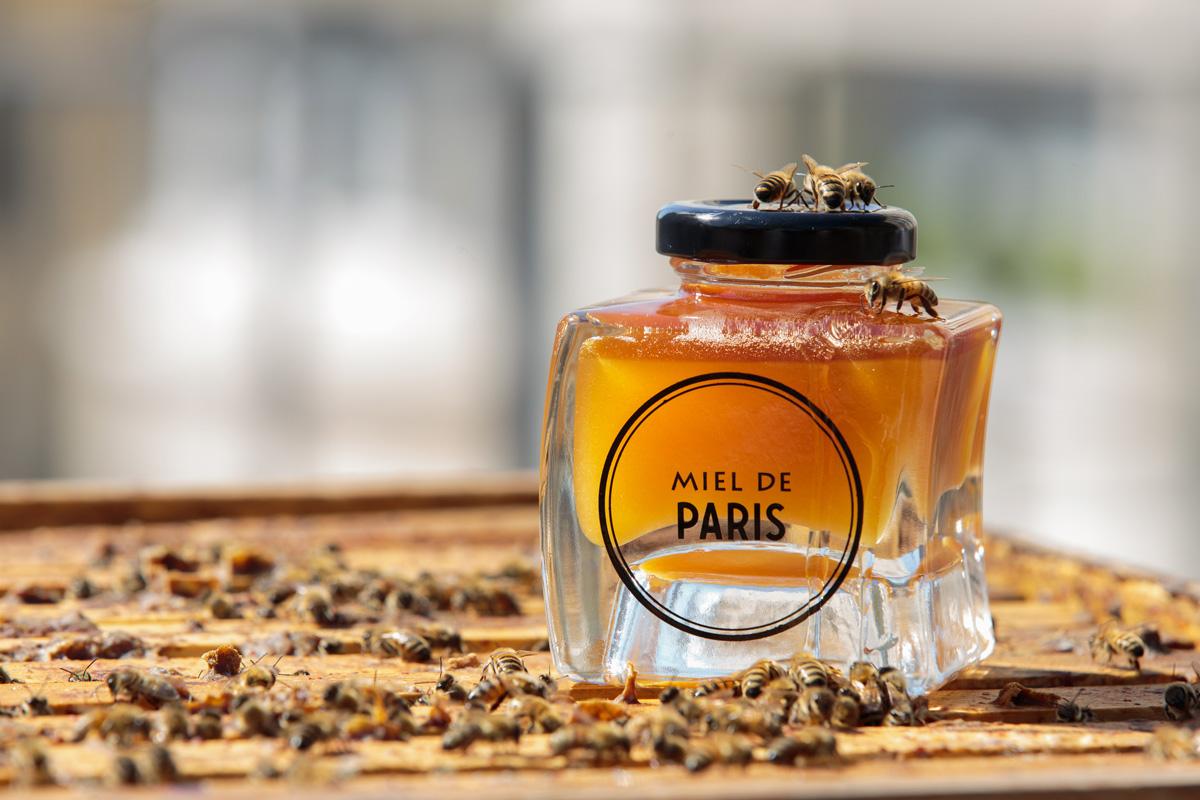 Le Miel de Paris.
