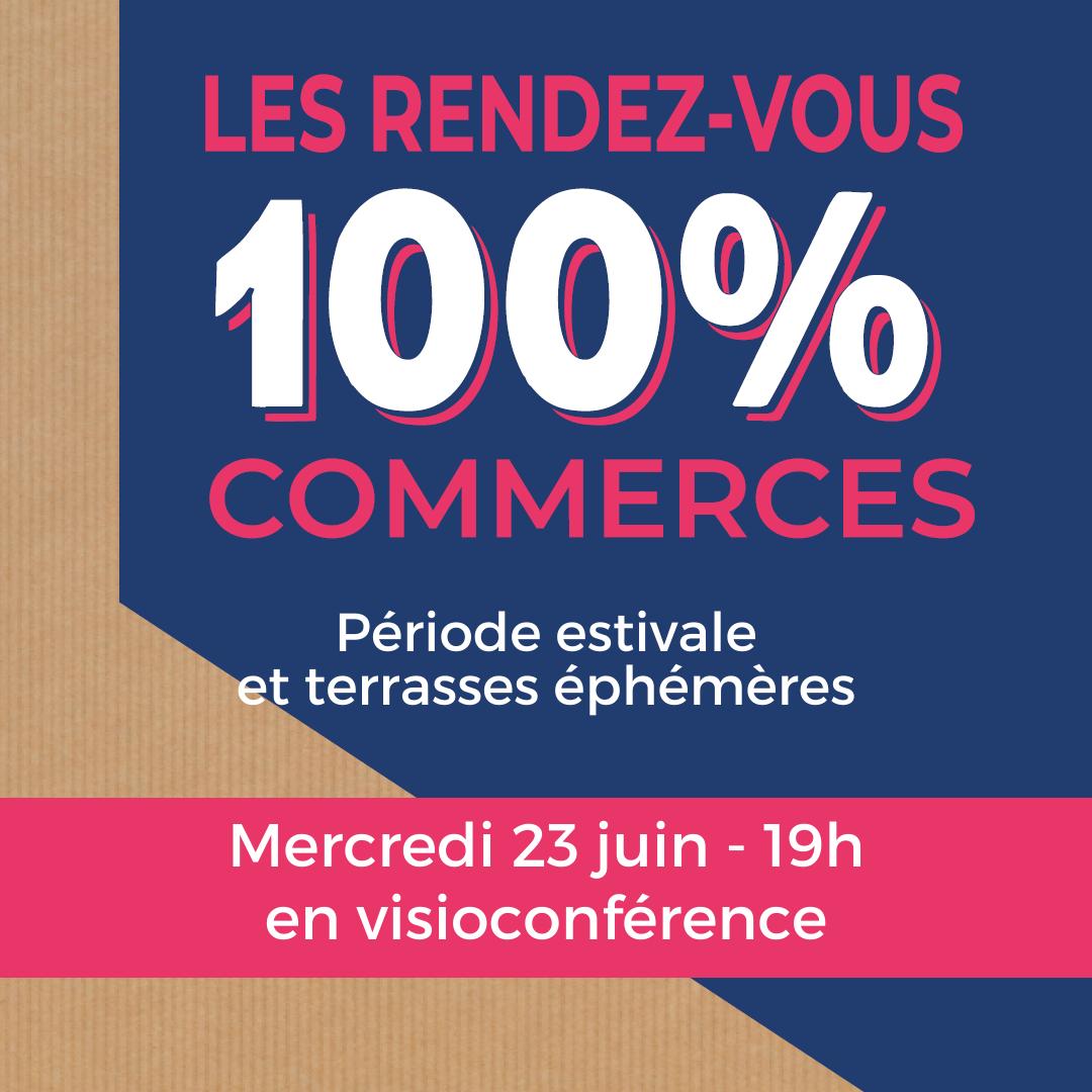 Prochain webinaire organisé par la mairie du 14e pour les commerçant·e·s le 23 juin à 19h