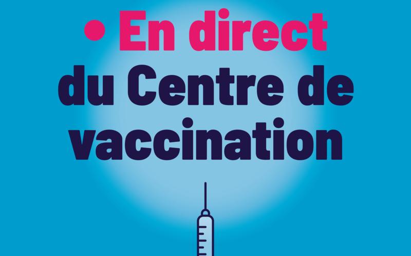 Visuel d'information sur la vaccination dans le 14e