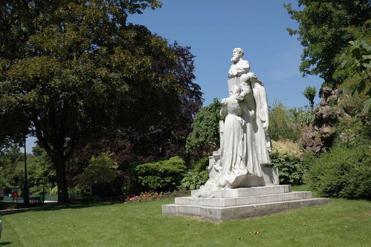 Charles Gounod (1818-1893) par Antonin MERCIE (1845-1916)
