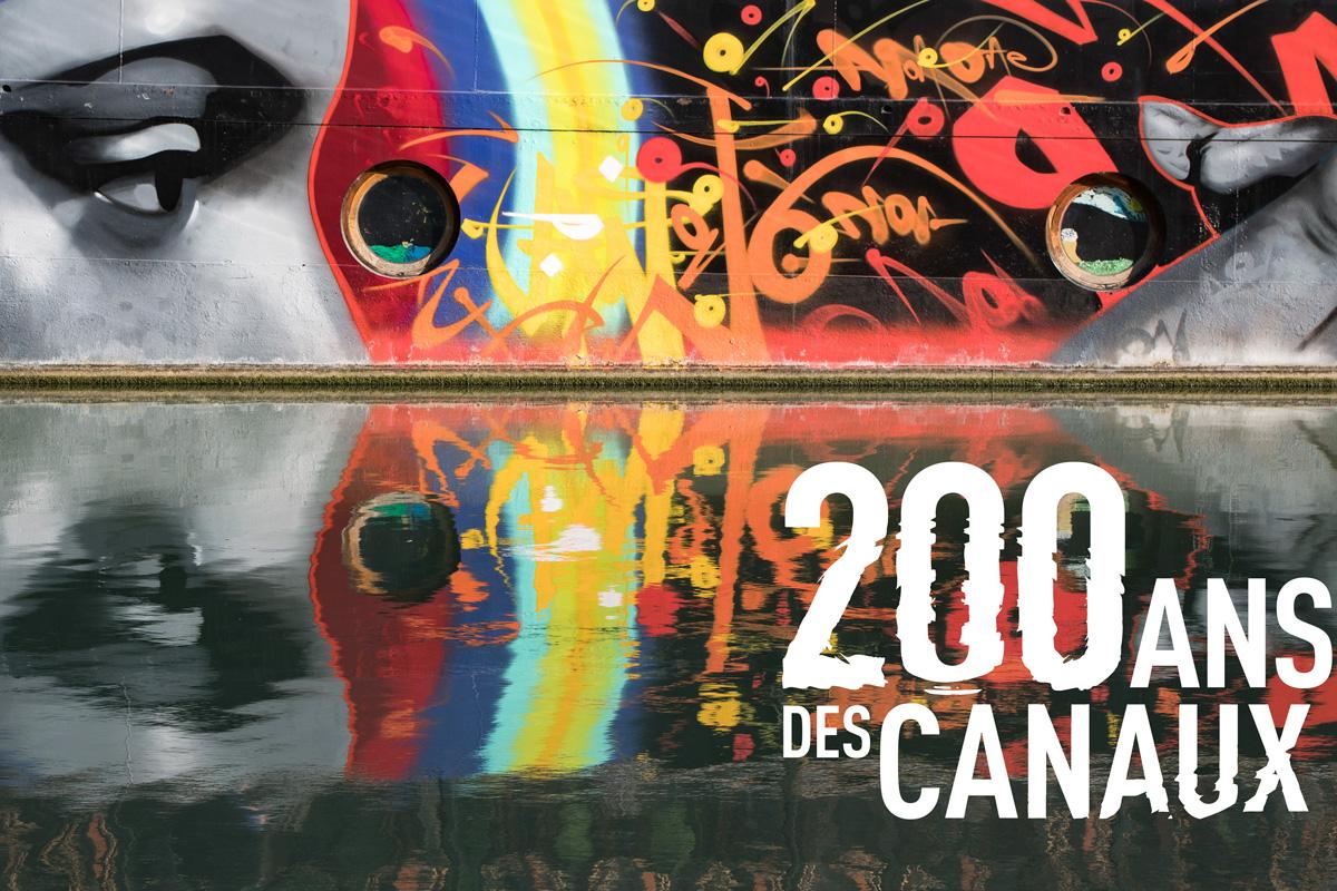 200 ans des canaux.
