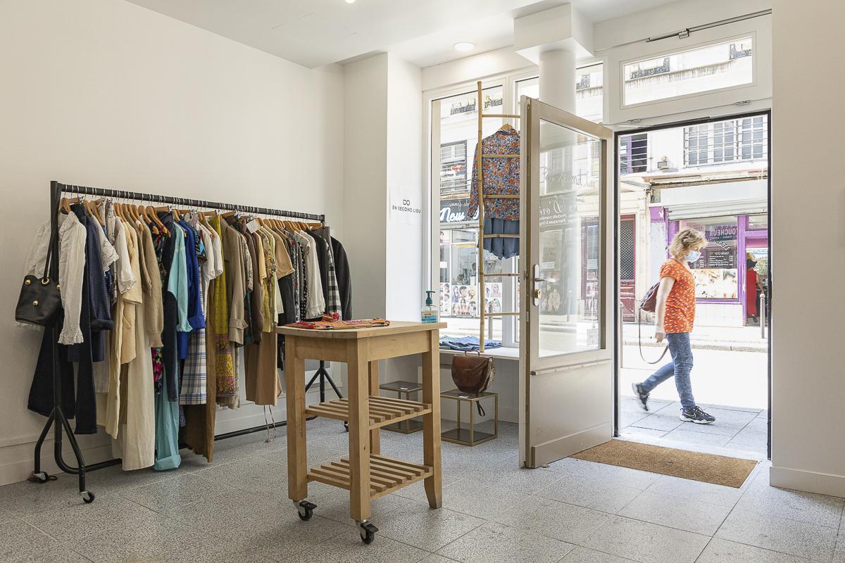 Boutique En second Lieu, 58 rue du Château d'Eau Paris 10