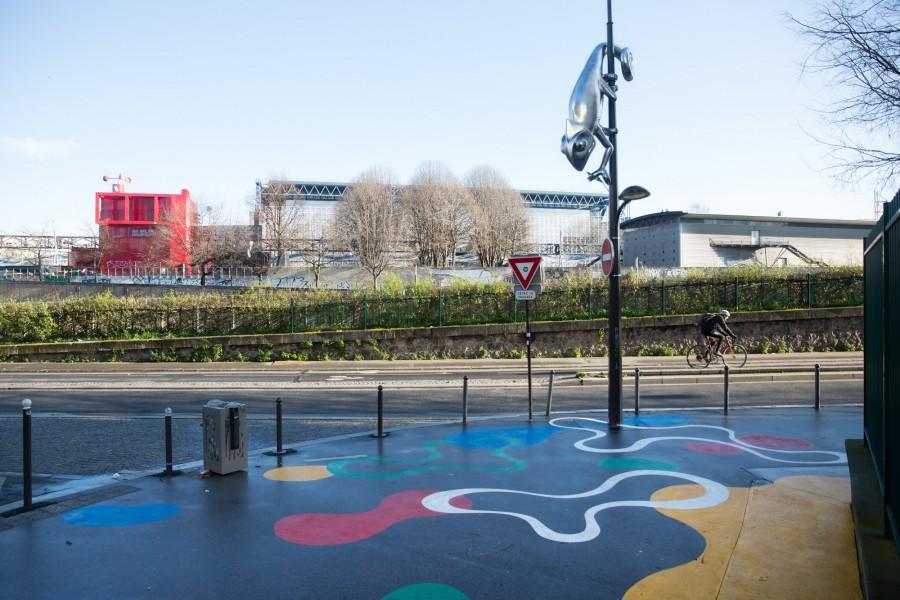 Embellir Paris : Les quais changeants Florian Viel et le CNEAI