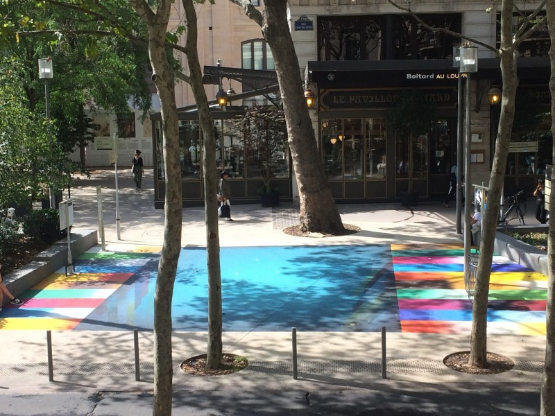 Embellir Paris : Le bassin Tristan Baraduc