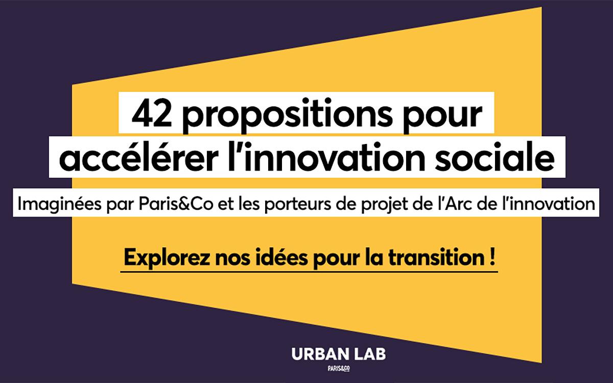 logo 42 proposition pour accélerer l'innovation sociale