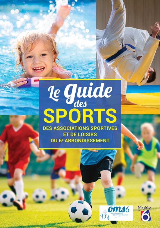 couverture guide des sports 2021