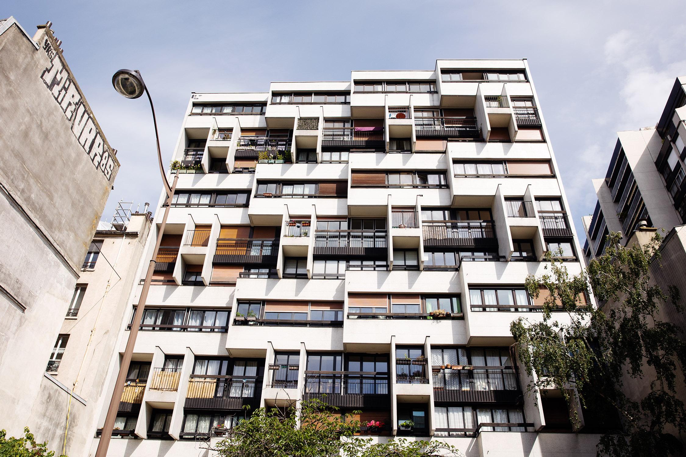 138-140 boulevard Vincent Auriol, 13e - 1972