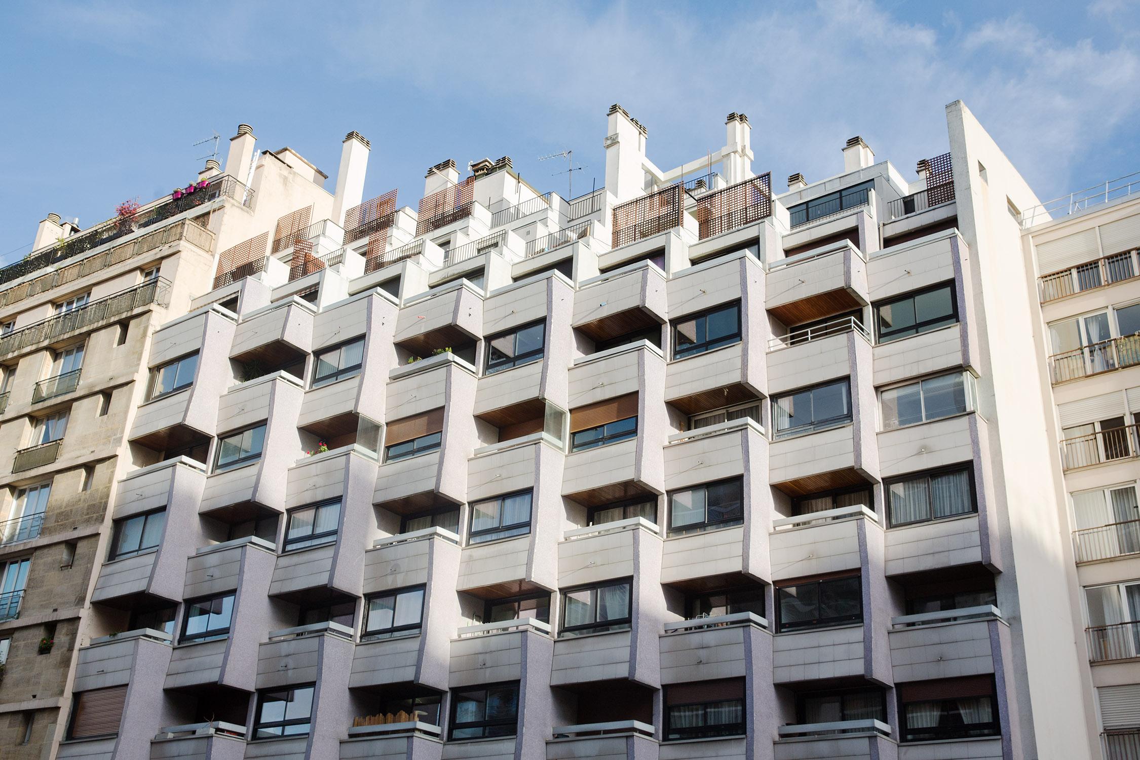 105 rue de Lourmel, 15e - 1963