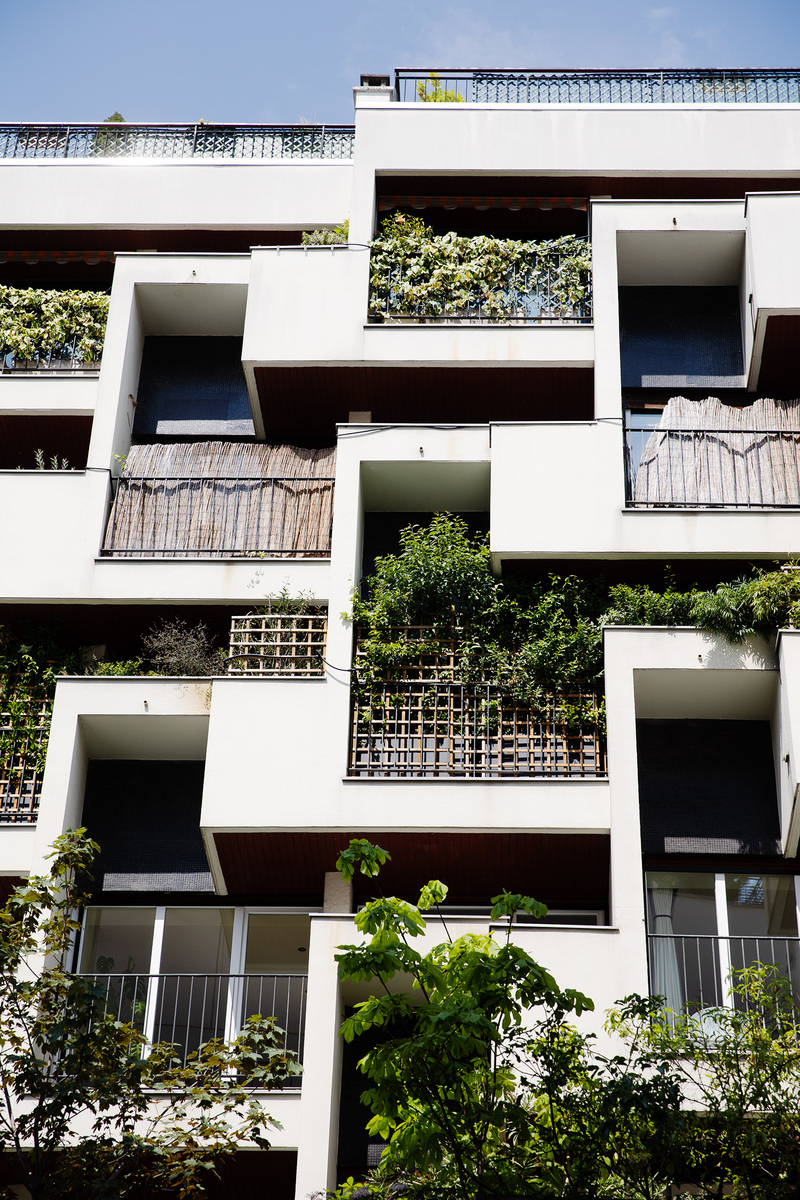 166 rue Cardinet, 17e - 1962