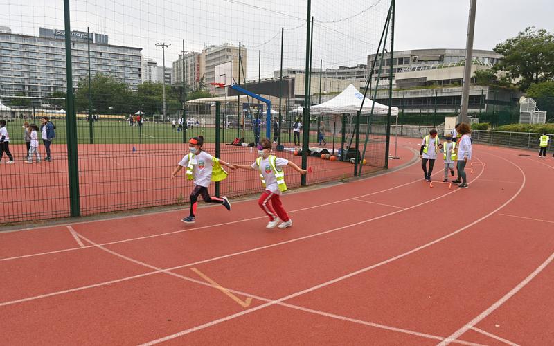 Jeux Olympiques et Paralympiques 15e