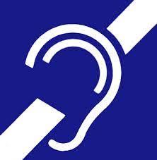 Symbole sourds et malentendants