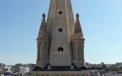 L'église Saint Joseph des Nations