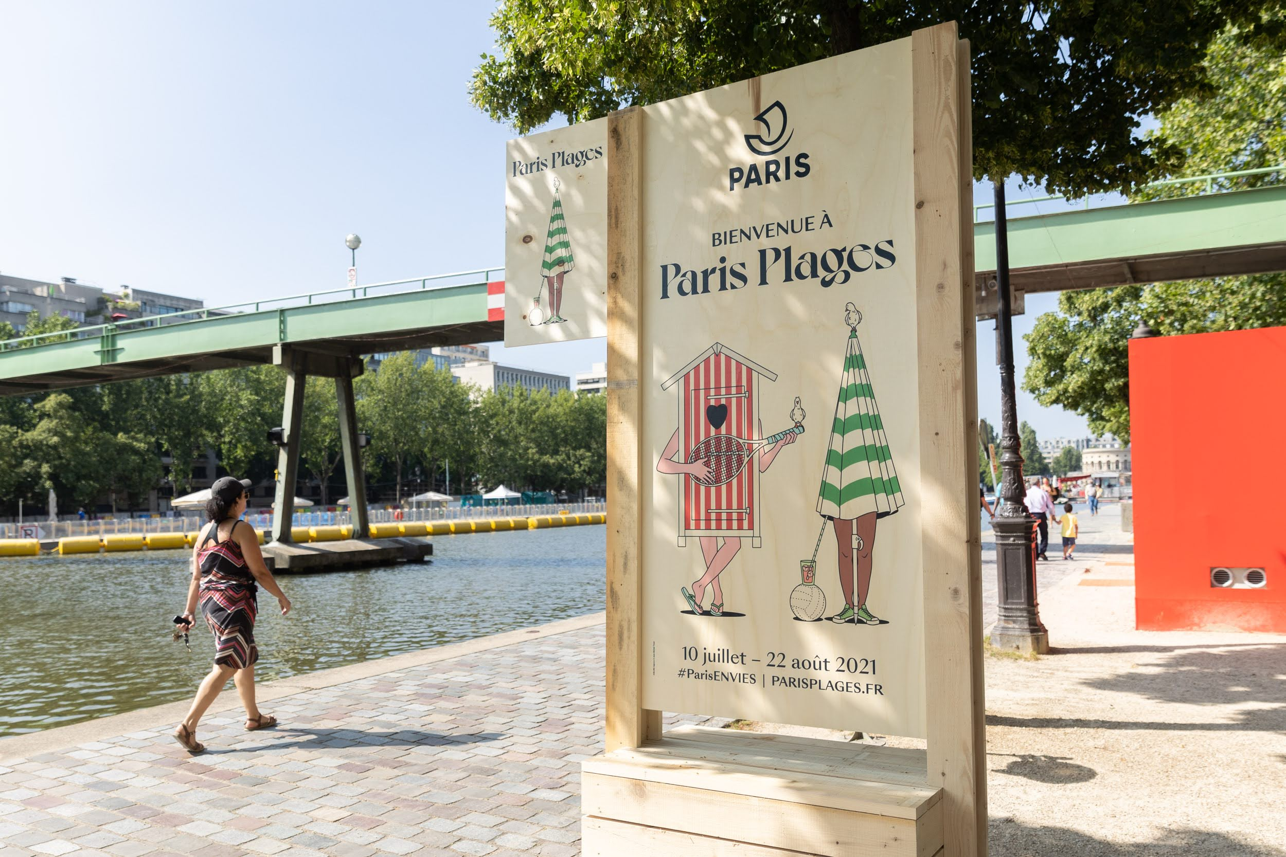 Playas de París 2021